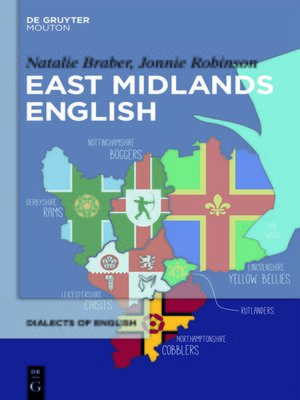cover image of East Midlands English