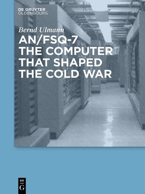 cover image of AN/FSQ-7