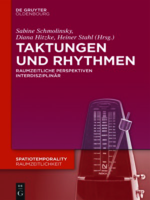 cover image of Taktungen und Rhythmen