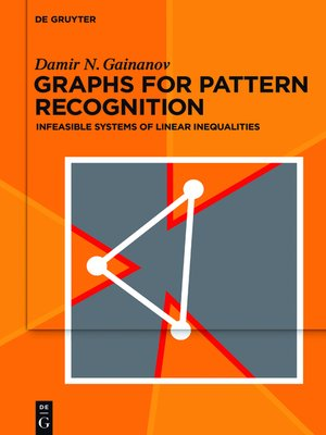 cover image of Graphs for Pattern Recognition