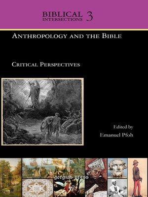 cover image of Anthropology and the Bible