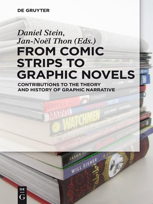 cover image of From Comic Strips to Graphic Novels