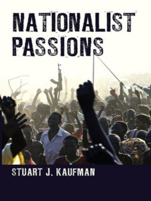 cover image of Nationalist Passions