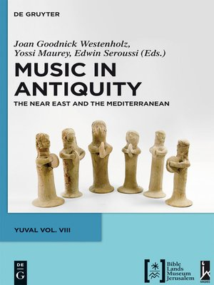 cover image of Music in Antiquity