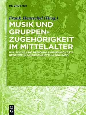 cover image of 'Nationes'-Begriffe im mittelalterlichen Musikschrifttum