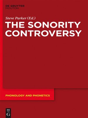 cover image of The Sonority Controversy
