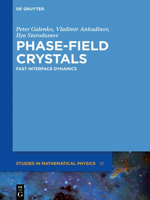 cover image of Phase-Field Crystals