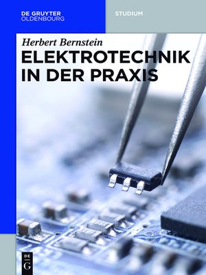 cover image of Elektrotechnik in der Praxis