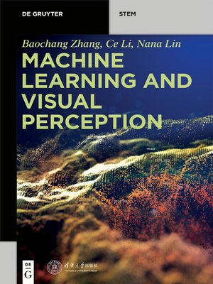 cover image of Machine Learning and Visual Perception