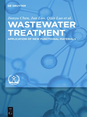 cover image of Wastewater Treatment