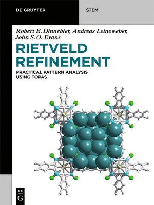 cover image of Rietveld Refinement