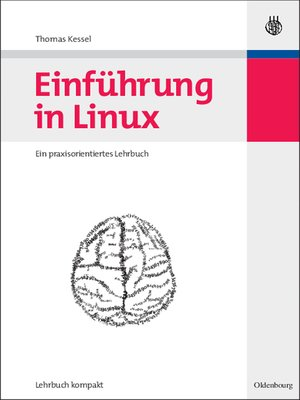 cover image of Einführung in Linux