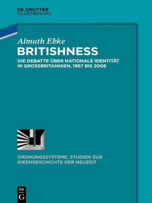 cover image of Britishness