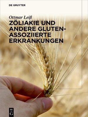 cover image of Zöliakie und andere Gluten-assoziierte Erkrankungen