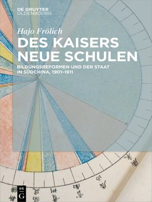 cover image of Des Kaisers neue Schulen