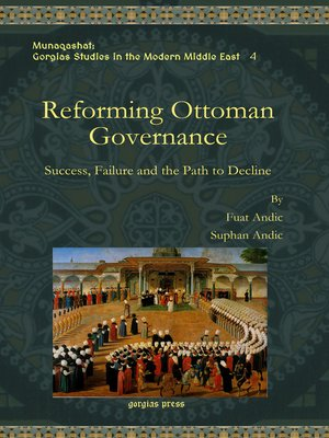 cover image of Reforming Ottoman Governance