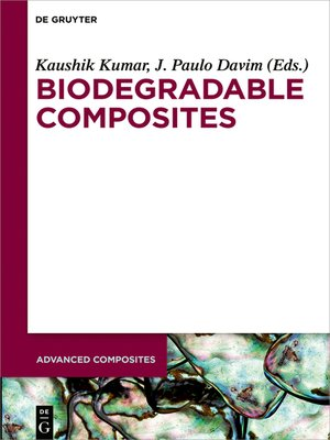 cover image of Biodegradable Composites