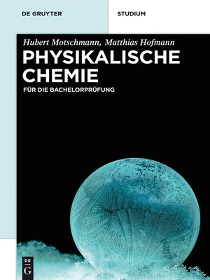 cover image of Physikalische Chemie