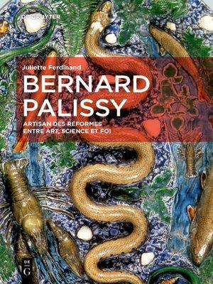 cover image of Bernard Palissy