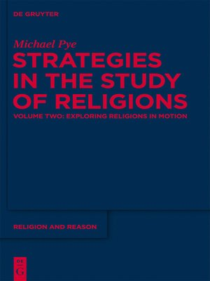 cover image of Exploring Religions in Motion