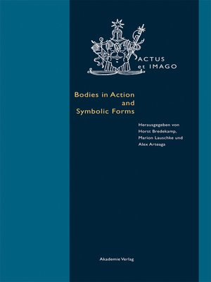 cover image of Bodies in Action and Symbolic Forms