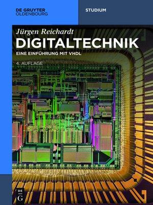 cover image of Digitaltechnik