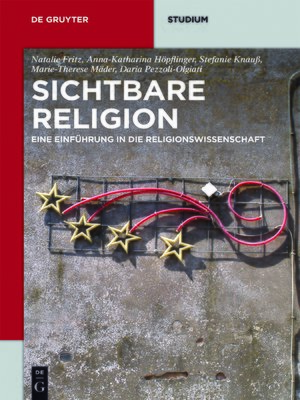 cover image of Sichtbare Religion