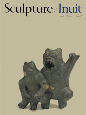 cover image of Sculpture of the Inuit