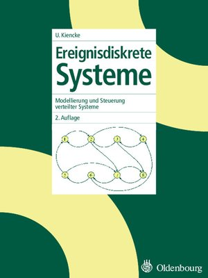 cover image of Ereignisdiskrete Systeme