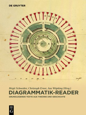 cover image of Diagrammatik-Reader