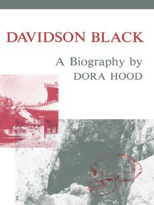 cover image of Davidson Black
