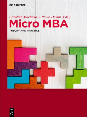 cover image of Micro MBA