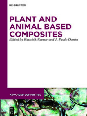 cover image of Plant and Animal Based Composites