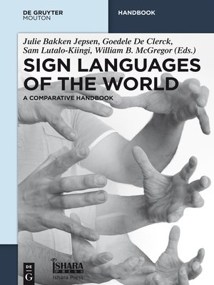 cover image of Sign Languages of the World