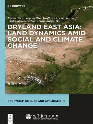 cover image of Dryland East Asia