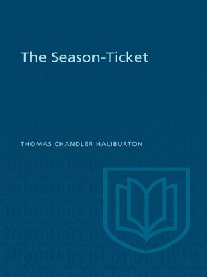 cover image of The Season-Ticket