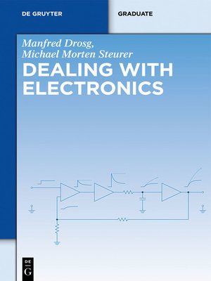cover image of Dealing with Electronics