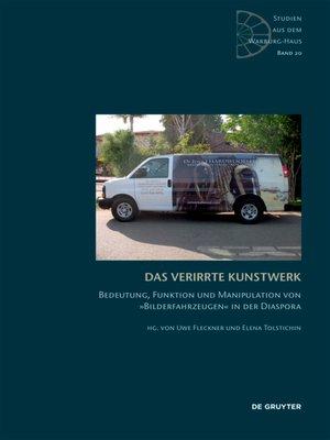 cover image of Das verirrte Kunstwerk