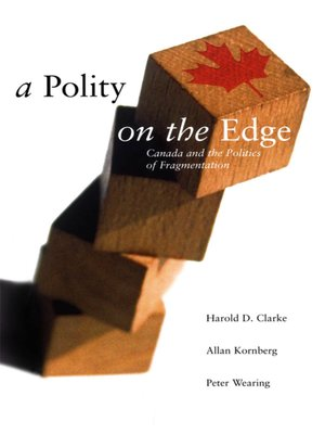 cover image of A Polity on the Edge