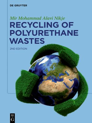 cover image of Recycling of Polyurethane Wastes