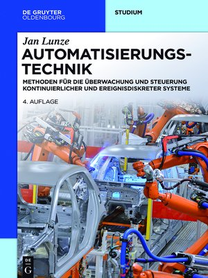 cover image of Automatisierungstechnik