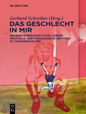 cover image of Das Geschlecht in mir