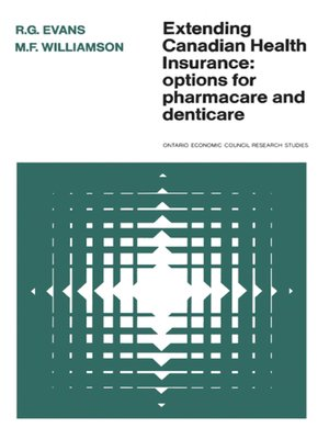 cover image of Extending Canadian Health Insurance