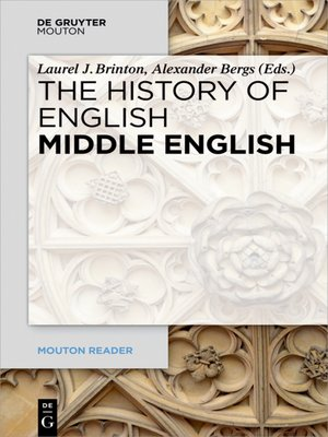 cover image of Middle English