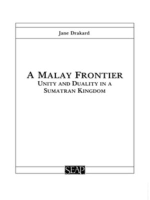 cover image of A Malay Frontier