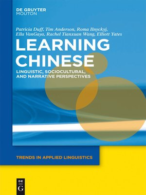 cover image of Learning Chinese