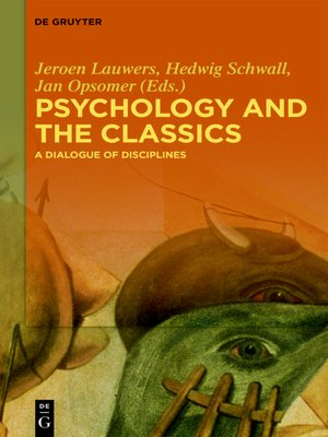 cover image of Psychology and the Classics