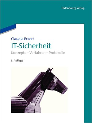cover image of IT-Sicherheit