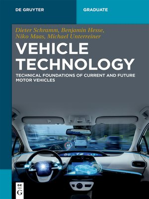cover image of Vehicle Technology
