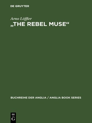"""cover image of """"The Rebel Muse"""""""